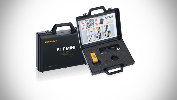 Belt Tension Tester BTT Mini