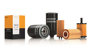 Continental filter systems